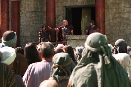 Roman movie set Nu Boyana