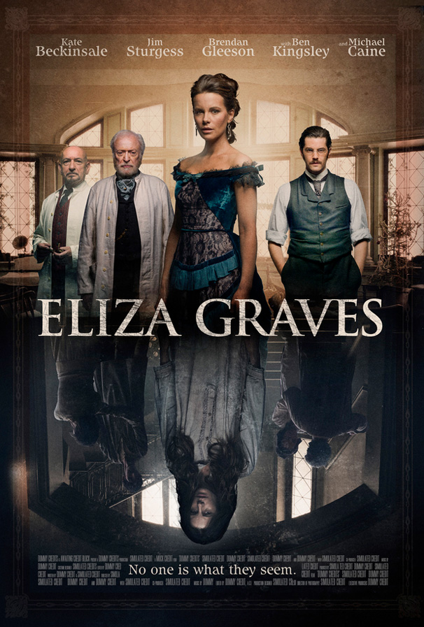 "New poster for ""Eliza Graves"""