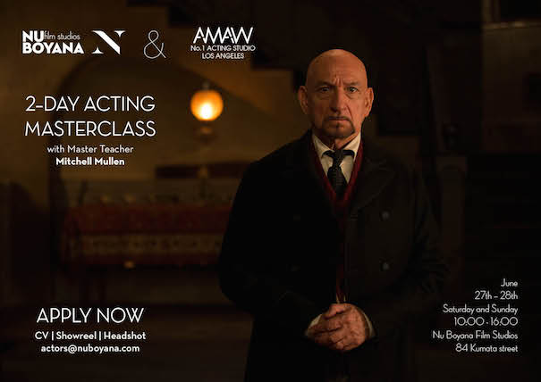 Acting master class AMAW