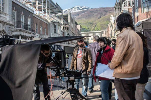 First steps with ARRI Alexa.