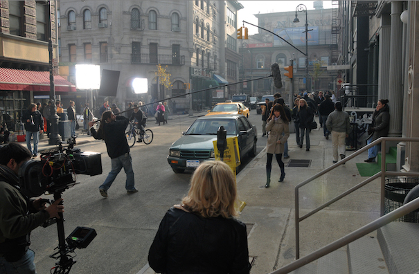 You will have the chance to see your script being filmed at the unique Nu Boyana sets.